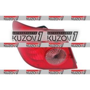 ЗАДНИЙ ФОНАРЬ (ЛЕВЫЙ) 2005-2007, НАРУЖНЫЙ, DEPO