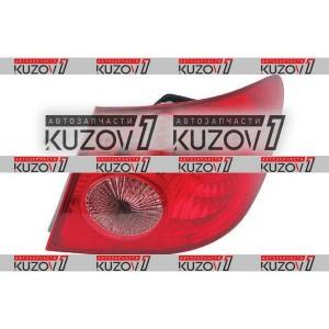 ЗАДНИЙ ФОНАРЬ (ПРАВЫЙ) 2005-2007, НАРУЖНЫЙ, DEPO